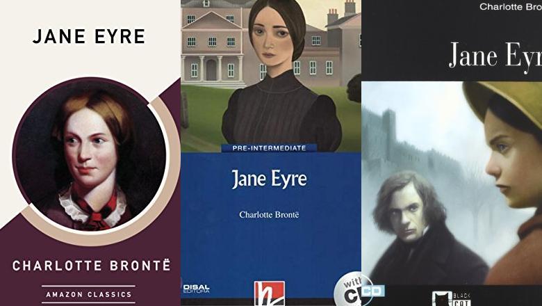 LIBRO DE INGLÉS JANE EYRE
