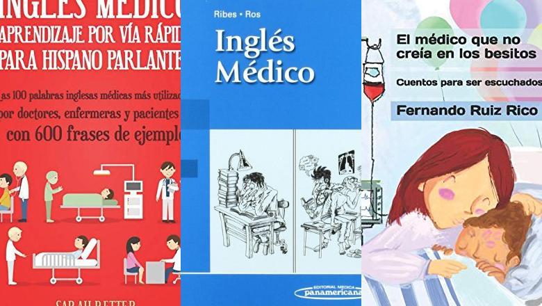 LIBROS DE INGLÉS MEDICO