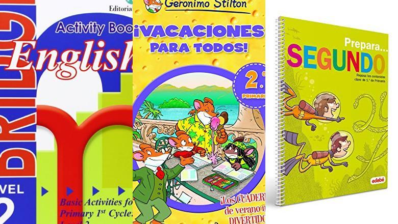 LIBROS DE INGLÉS SEGUNDO PRIMARIA