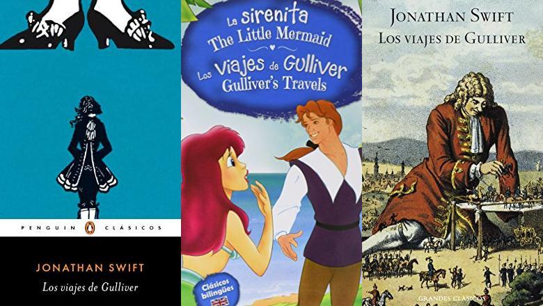 LIBROS DE INGLÉS LOS VIAJES DE GULLIVER