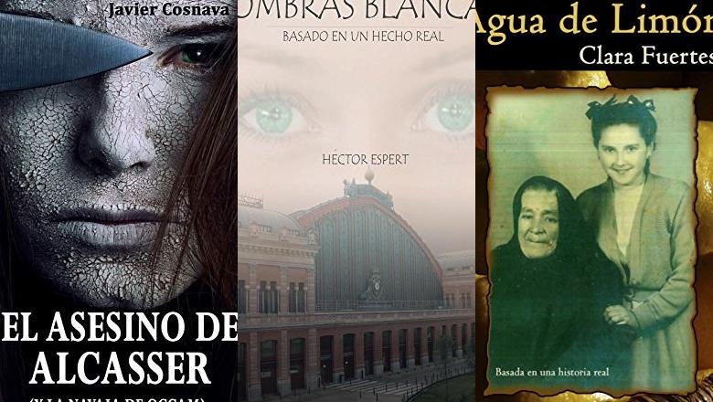 LIBROS BASADOS EN HECHOS REALES