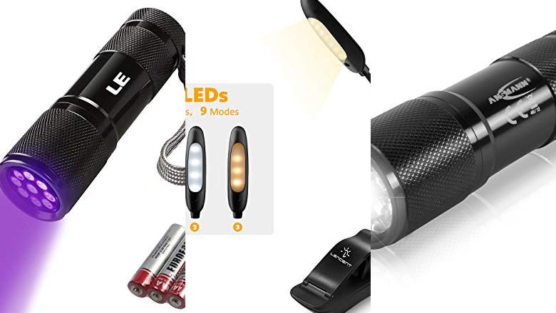 LINTERNA 9 LED