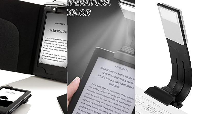 LINTERNA KINDLE