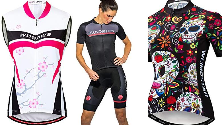 MAILLOT DE CICLISMO MUJER