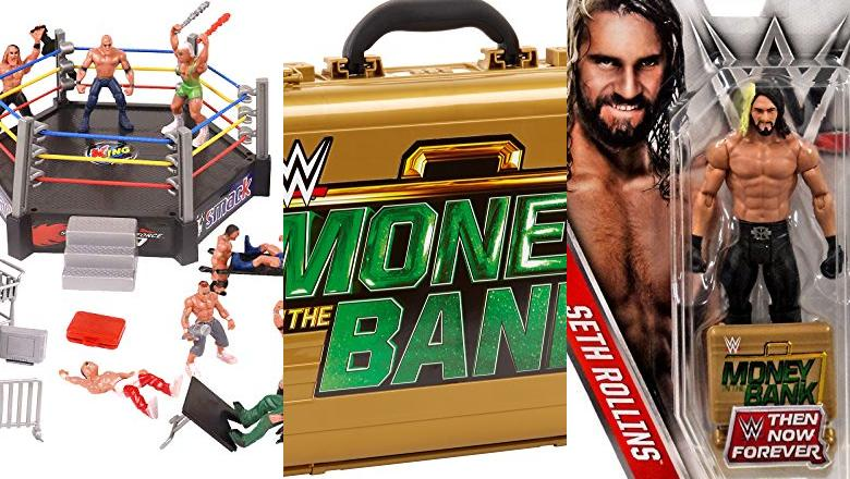 MALETINES WWE