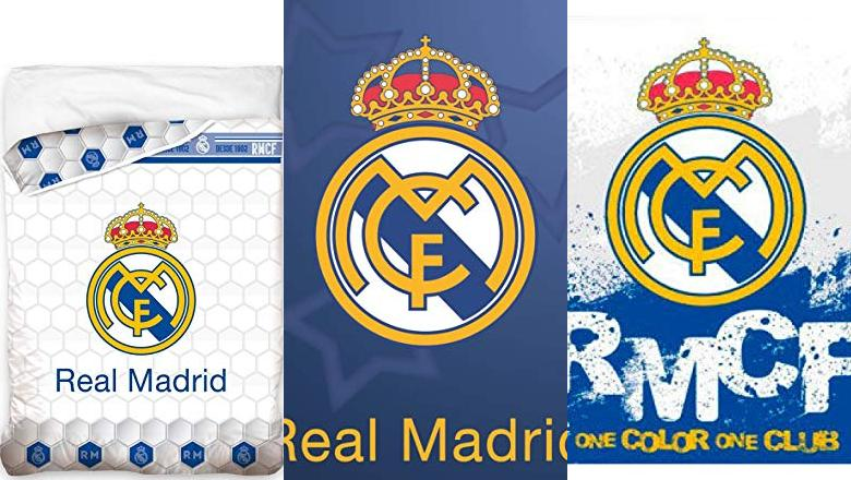 MANTA REAL MADRID CAMA 90