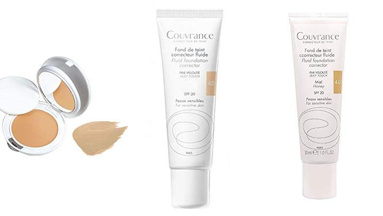 MAQUILLAJE AVENE COUVRANCE