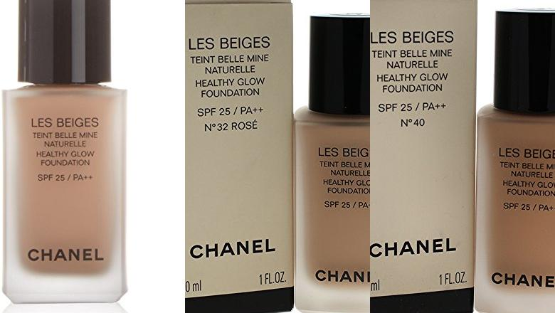 MAQUILLAJE CHANEL LES BEIGES