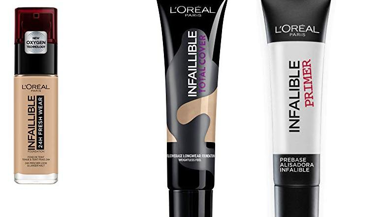 MAQUILLAJE LOREAL INFALIBLE
