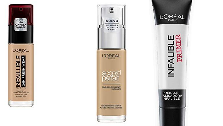 MAQUILLAJE LOREAL