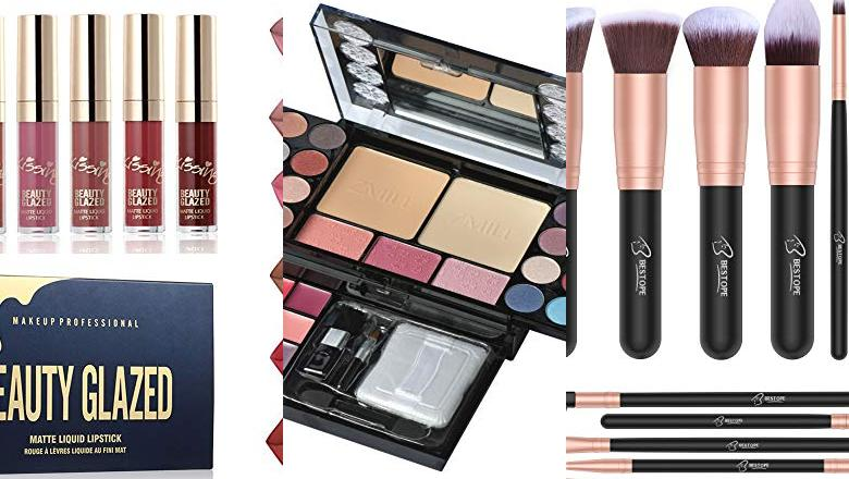 MAQUILLAJES MUJER