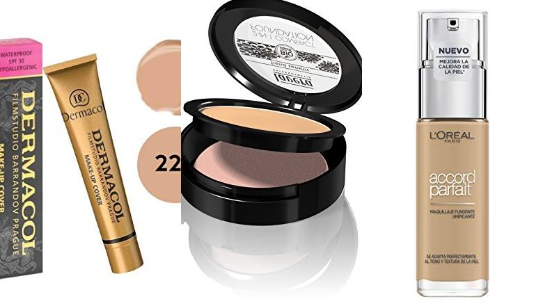 MAQUILLAJE NATURAL SIN QUIMICOS