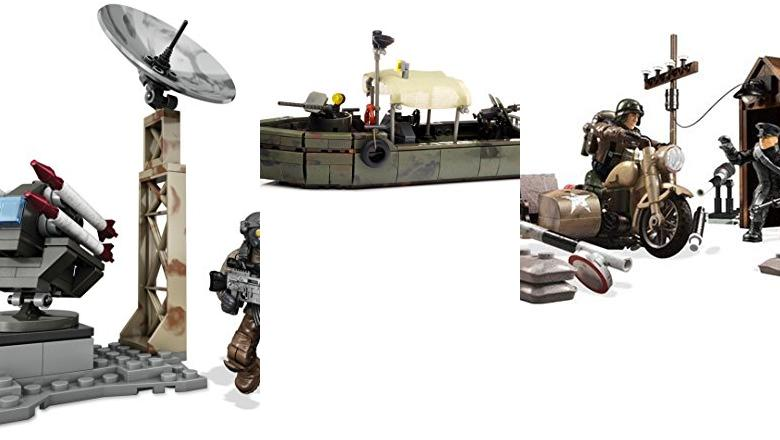 JUGUETES MEGA BLOKS CALL OF DUTY