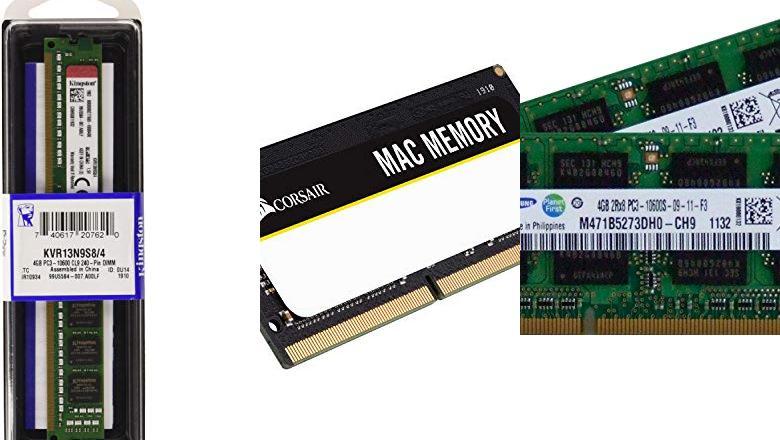 MEMORIAS DE 1333 MHZ DDR3