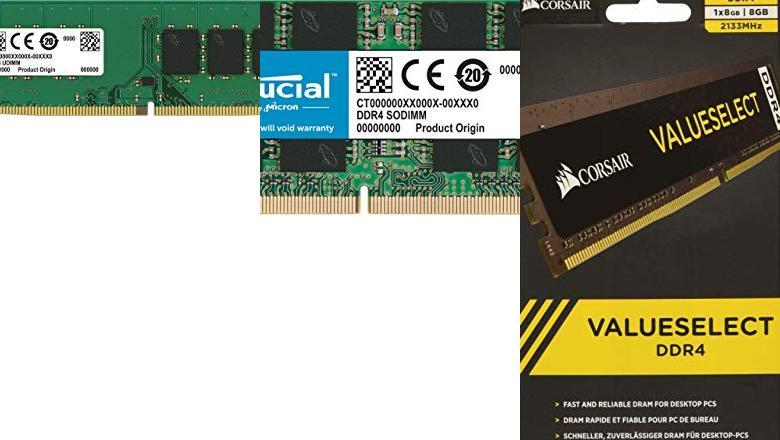 MEMORIA 4GB DDR4