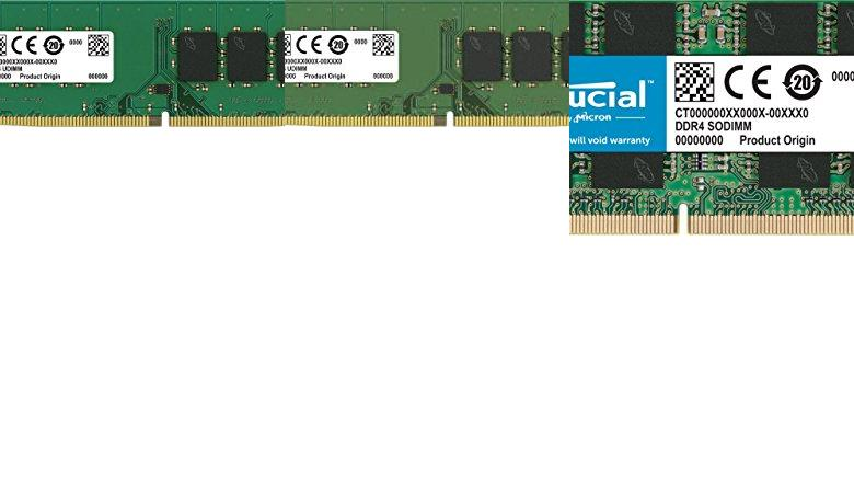 MEMORIAS 8GB DDR4