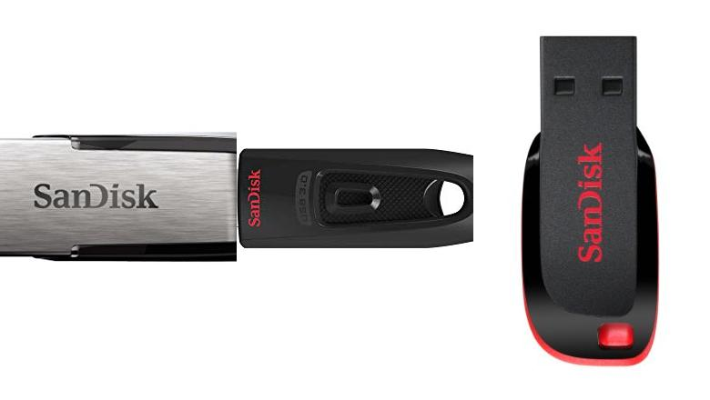 MEMORIA FLASH USB 3.0 SANDISK