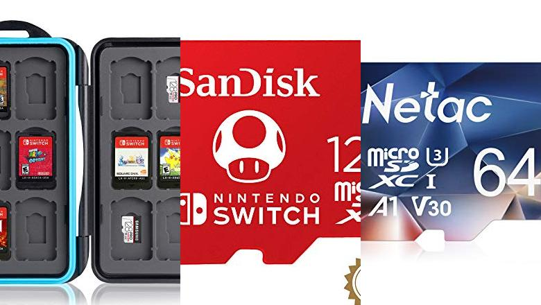 MEMORIAS NINTENDO SWITCH