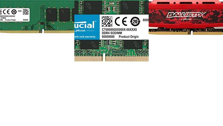 MEMORIAS RAM DDR4 4GB