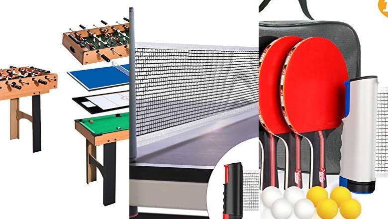 bb63e1e02d5ff ▷ Comprar Mesa Ping Pong para Niños  Análisis   Consejos (2019)