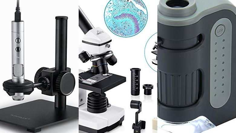MICROSCOPIOS 500X