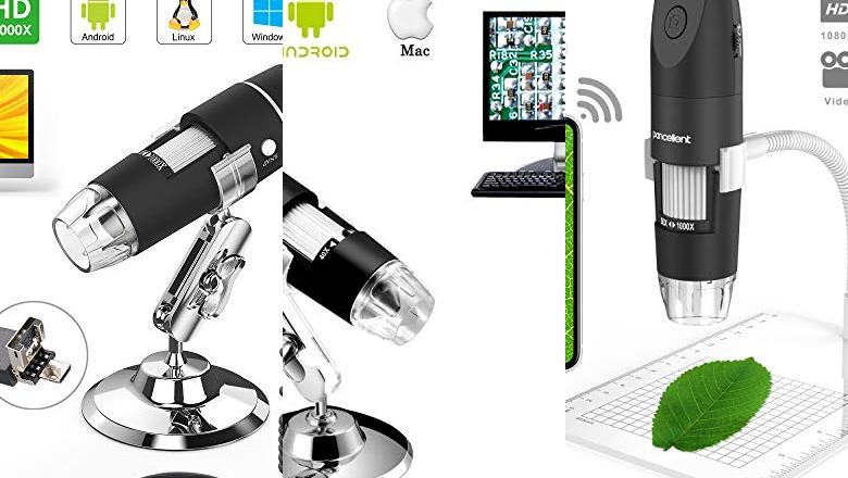 MICROSCOPIO ELECTRONICO USB