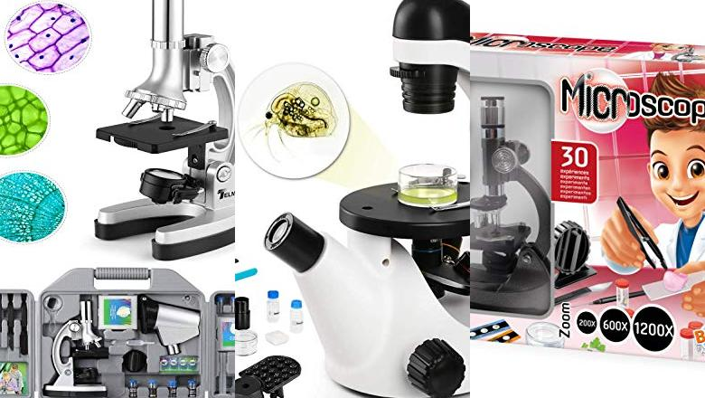 MICROSCOPIO KIT