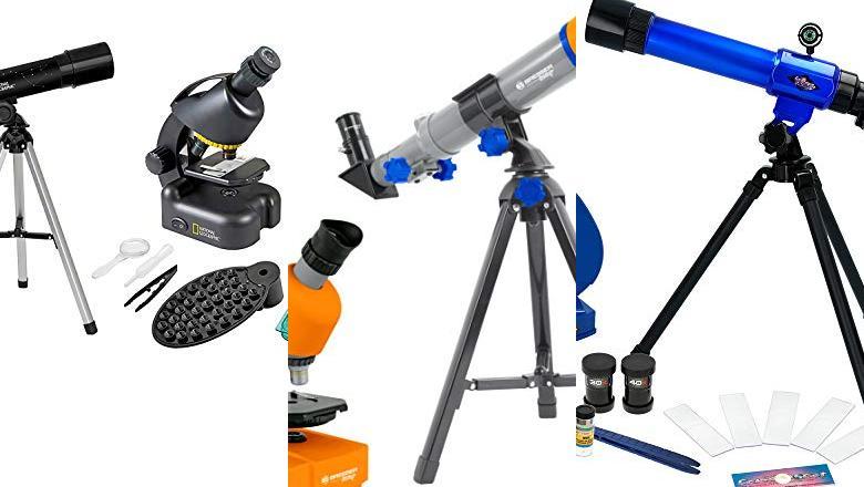 MICROSCOPIOS TELESCOPIO