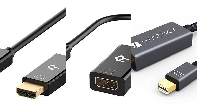 MINI DISPLAYPORT A HDMI
