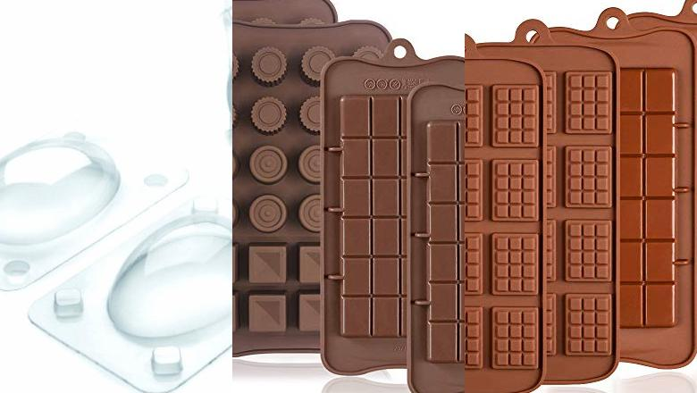 MOLDES CHOCOLATE
