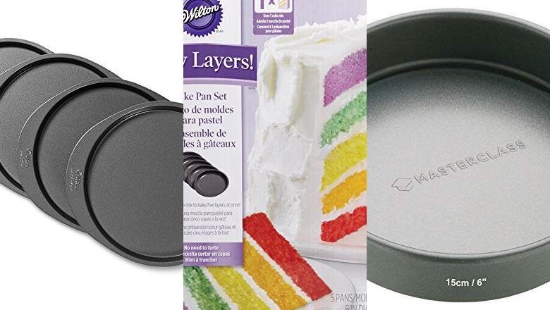 MOLDES LAYER CAKE