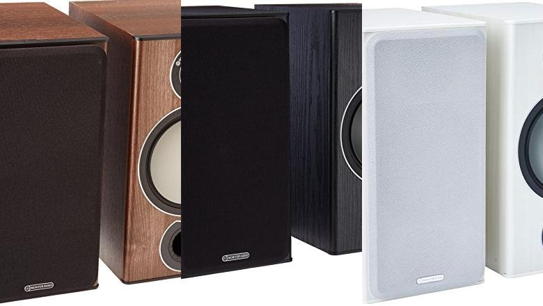 MONITORES AUDIO BRONZE