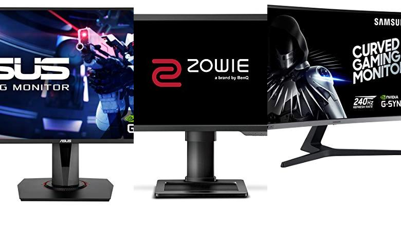MONITORES G-SYNC