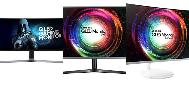 MONITORES QLED