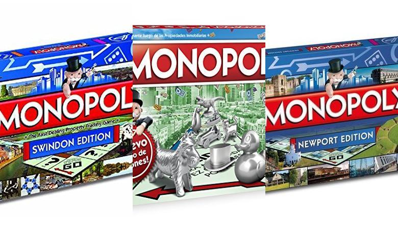 MONOPOLY 6 JUGADORES