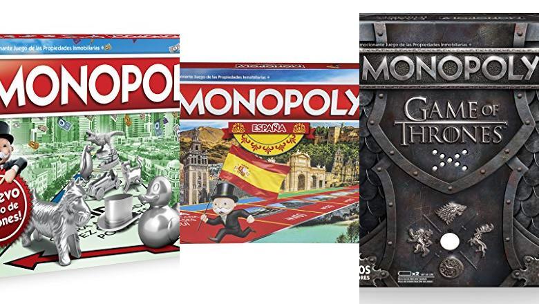 MONOPOLY 8 JUGADORES