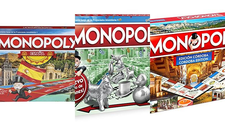 MONOPOLY ANDALUCIA