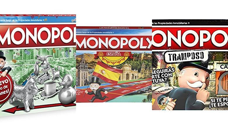 MONOPOLY EN ESPAÑOL