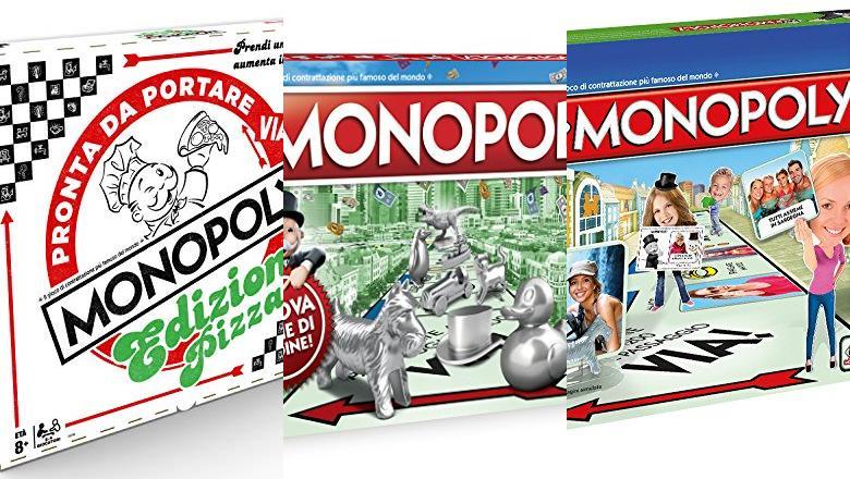 MONOPOLY ITALIANO