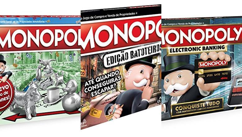 MONOPOLY PORTUGUES