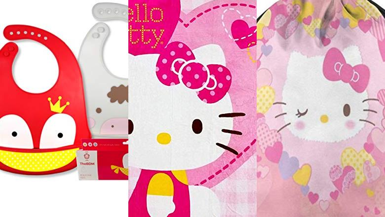 MUSELINA HELLO KITTY