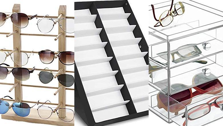 fcde43ab10 Comprar Organizador Gafas de Sol: OFERTAS TOP junio 2019