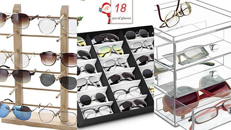 58d5f43d37 Comprar Organizador Gafas: OFERTAS TOP julio 2019