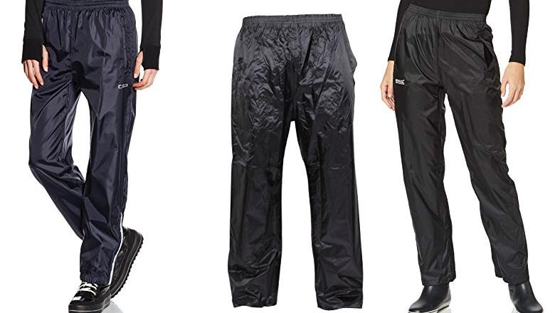 PANTALONES IMPERMEABLE MUJER