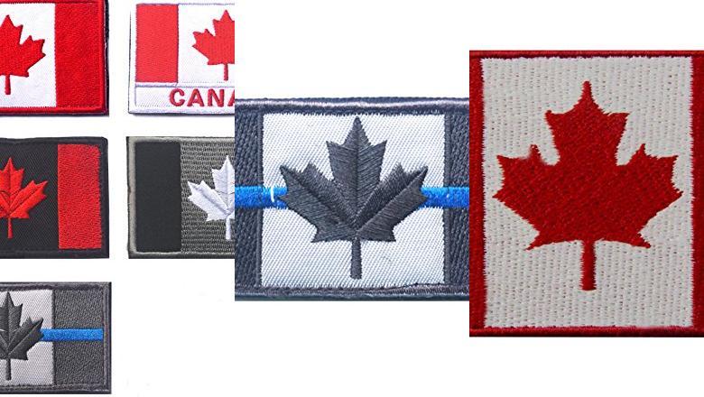 PARCHE CANADA