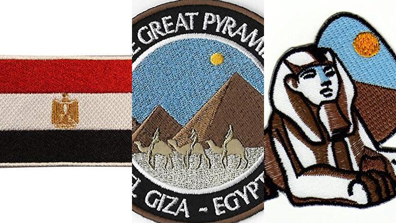 PARCHE EGIPTO