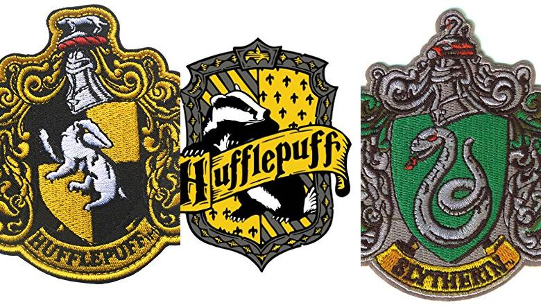 PARCHES HUFFLEPUFF