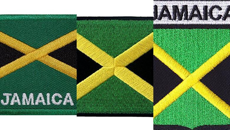 PARCHE JAMAICA