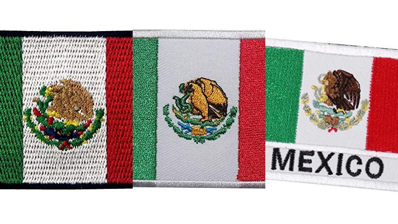 PARCHE MEXICO