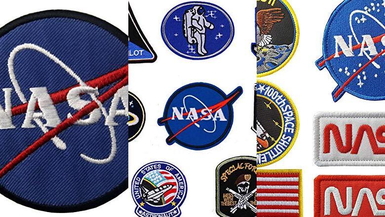 PARCHES NASA